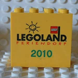LEGO Promo / Sonderstein : Legoland Deutschland Feriendorf 2010