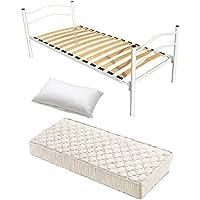 Amazon.it: letto in ferro singolo: Casa e cucina