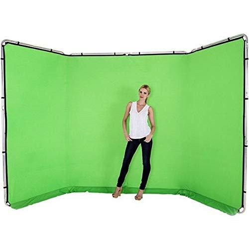 Lastolite von Manfrotto LL lb76224m Panorama Hintergrund CoverChromakey Grün Lastolite Studio