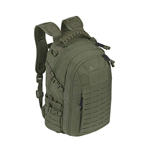 Direct Action Helikon-Tex DUST MkII Backpack - Cordura - Olive Green - Patch-krawatte