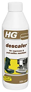 HG Descaler for Espresso and Coffee Pod Machines