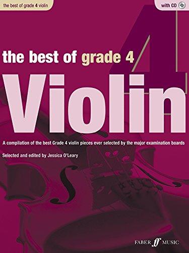 The Best of Grade 4 Violin (Violin  Piano Accompaniment