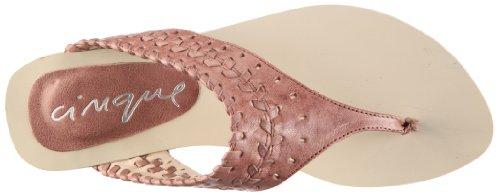 Cinque Shoes Nadia 105231, Flip flop donna Viola/Lilla
