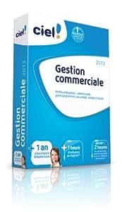 Ciel Gestion Commerciale 2013 + 1 an d'assistance téléphonique