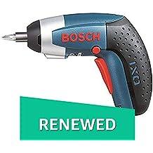 (Renewed) Bosch IXO III 3.6-Volt Multipurpose Screwdriver (Blue)