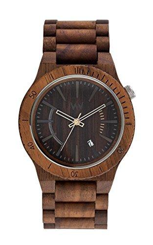 Orologio Wewood Assunt dado–in legno di noce
