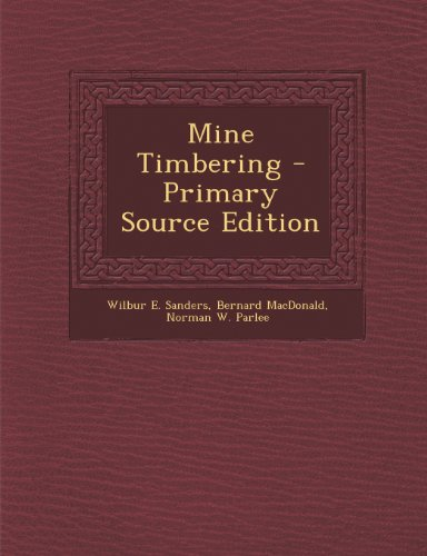 mine-timbering