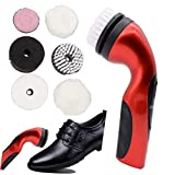 XGLL Cireuse à Chaussures électrique, cireuse Chaussure, kit d'entretien pour...