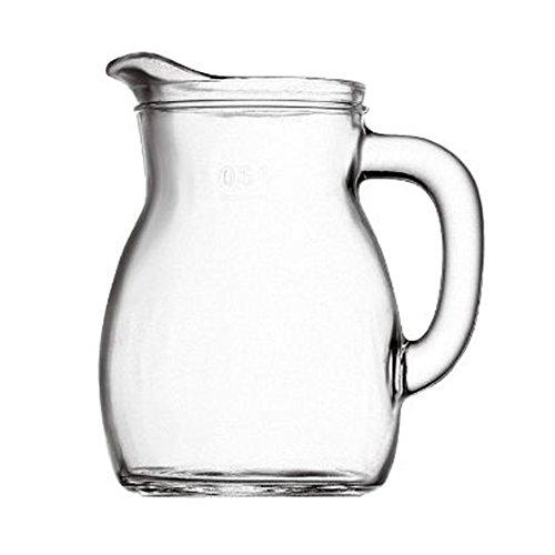 Brocca Caraffa Decanter per vino acqua bevande della Bormioli modello