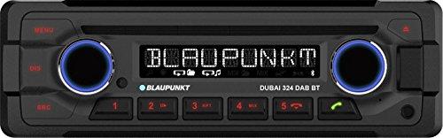 Blaupunkt DUBAI-324 DABBT 24 Volt Autoradio Digitalradio Tuner, Bluetooth-Freisprecheinrichtung
