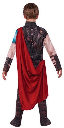 Imagen de avengers  disfraz thor gladiator ragnarok classic infantil, m rubie's spain 640151 m  alternativa