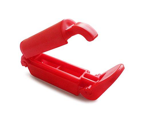 4Stück, Baby Sicherheit Sicherheitsgurt Stopper Clips ausgestattet Clip ausgestattet der rutschfesten Trageriemen Clamp für Auto Sitz