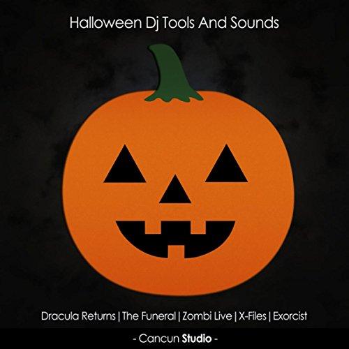 Zombi Live Intro (Dj Tool) (Intro Dj Halloween)