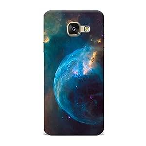 Qrioh Printed Designer Back Case Cover for Samsung A7 2016 -45M-MP1876