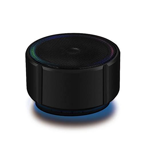 feicahnghao SpeakerWireless Mini Bluetooth Lautsprecher Kleiner Diamond Subwoofer Lautsprecher Music Fidelity Player - Unterhaltungselektronik Tragbarer Lautsprecher