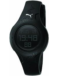 f20217ac0 Puma PU910452001 - Reloj Digital de Cuarzo para Mujer con Correa de Caucho
