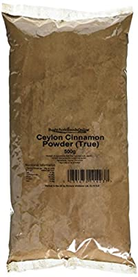 Buy Whole Foods Online Ceylon Cinnamon Powder 500 g from Buy Whole Foods Online Ltd.