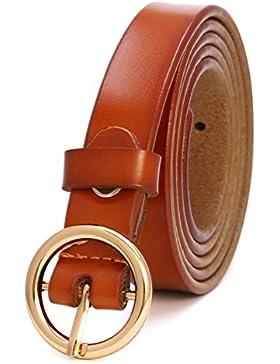 Simple Cinturón Todo A Juego/Cinturón Faja Decorativa Casual-C 95cm(37inch)