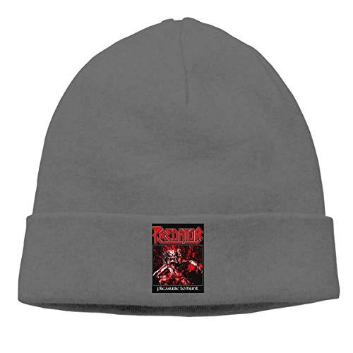 fced0ea9e CHKWYN Predator - Pleasure to Hunt Skull Hats Knitted Cap Beanie Black