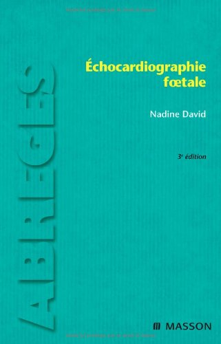 Échocardiographie foetale: POD