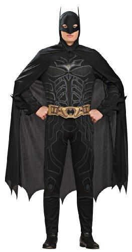 Batman Kostüm für Herren, Größe:XL