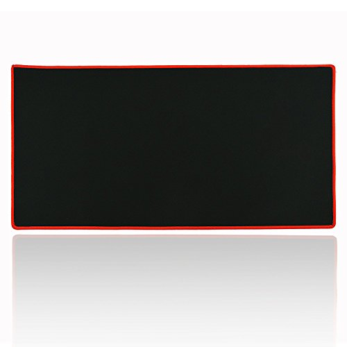 ranccor-extended-gaming-mouse-pad-grand-mat-clavier-238-edges-stitched-antiderapante-en-caoutchouc-b