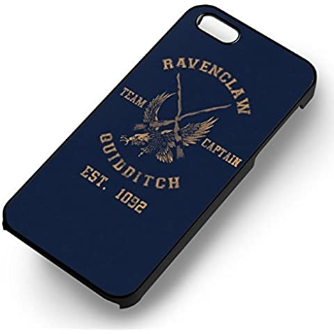 Ravenclaw Team Captain Quidditch for Cover Iphone 6 and Cover Iphone 6s Case (Black Hardplastic Case) M7A8MK