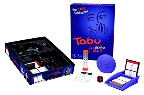 Preisvergleich Produktbild Hasbro Spiele A4626100 - Tabu, Partyspiel