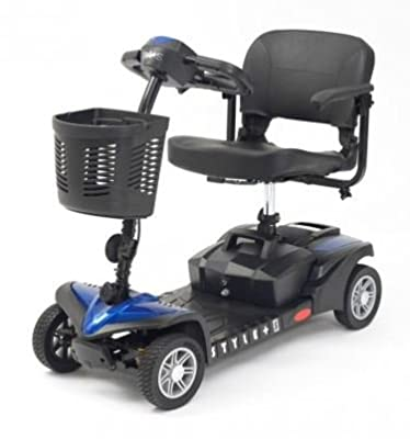 Style+ Mobility Scooter with suspension