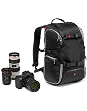 Manfrotto MB MA-BP-TRV Advanced Camera and Laptop Backpack (Black)