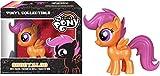 Hasbro My Little Pony 4.5' Vinyl Figure: Scootaloo