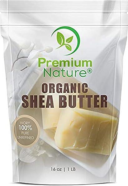 Shea Butter Raw Organic African 437 Ml Bag Pure Virgin Unrefined