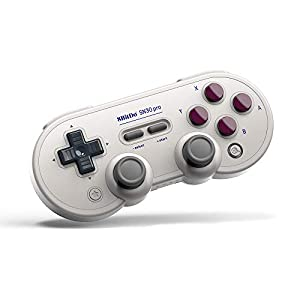8Bitdo SN30 Pro (G Classic Edition) Bluetooth Game Pad