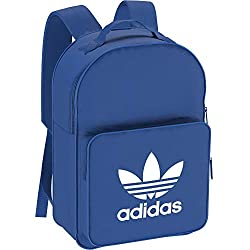 adidas BP CLAS Trefoil Mochila, Unisex Adulto, Azul, 15 x 28.5 x 42 cm