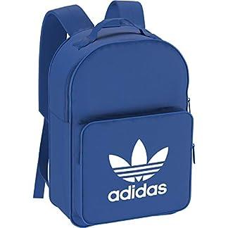 41Zm8h3ZuXL. SS324  - adidas BP CLAS Trefoil Mochila, Unisex Adulto, Azul, 15 x 28.5 x 42 cm