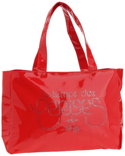 Le Temps des Cerises - Rumba paillettes 4 Top-handle Borsa, Rumba4, Rosso