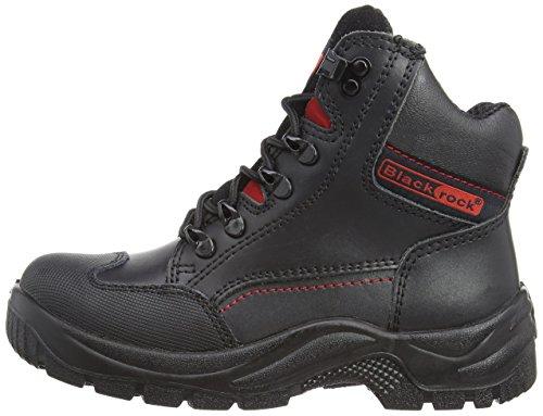 Blackrock - SF42 - Chaussures de sécurité mixte adulte, Noir (Black), 40 Noir (black)