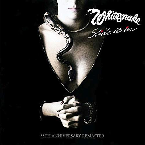 Slide It In - Whitesnake's sixth album