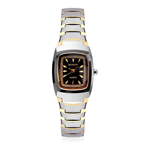 binlun-ladies-watches-rectangle-tungsten-watch-with-18k-gold-plated-two-tone-bracelet-calendar-date-