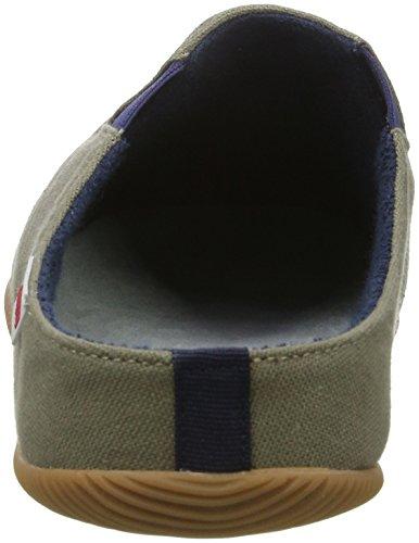Giesswein Herren PERKAM Pantoffeln Blau (480 / wald)