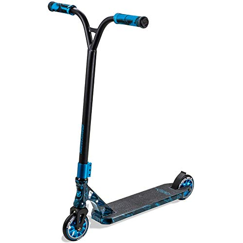 Slamm 'Urban 7 Wrap' Stunt Scooter. Blue.-O/S -