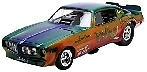 Pontiac Firebird Funny Car (Don Gay, Roy Gay - 1970) Diecast Model Car