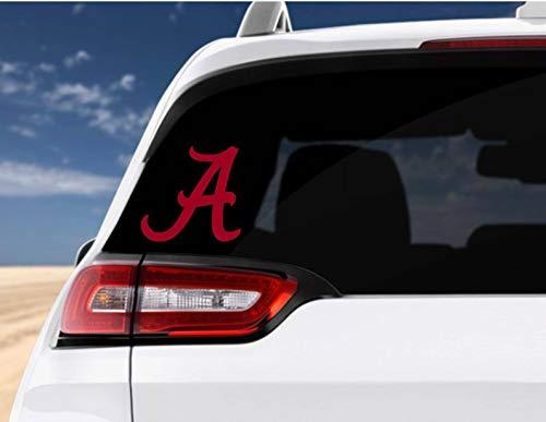 Celycasy Alabama Crimson Tide Aufkleber, Alabama-Aufkleber, Auto-Aufkleber, Roll-Geide, SECFootball, College Fußball, Laptopaufkleber Alabama Crimson Tide Laptop