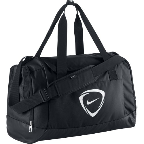 Nike Tasche Club Team Duffel Black/Black/(White)