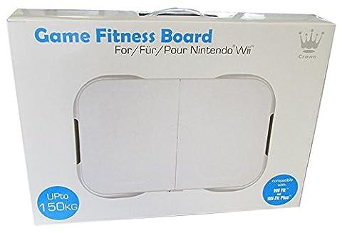 Nintendo Wii - Junior Fitness Board, weiß [UK Import] (Junior Board)