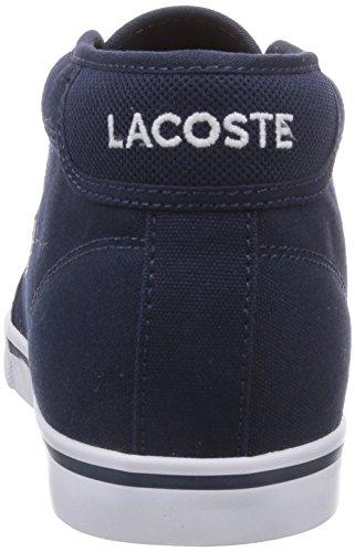 Lacoste Ampthill Lcr2, Baskets Homme Bleu (Dk Blu)