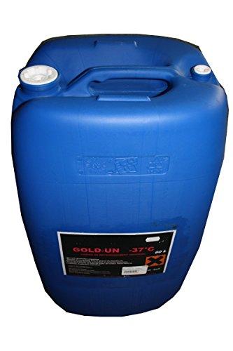 TOPCAR Bidon de 60 litres de Liquide de Refroidissement -30°C