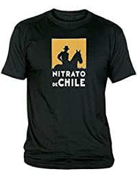 Camiseta Nitrato De Chile Adulto/niño EGB ochenteras ...