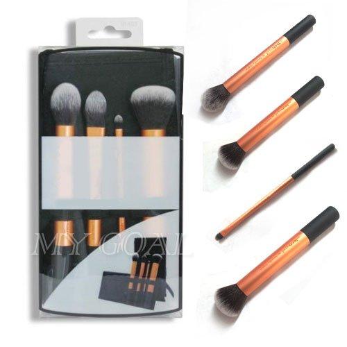 Kit de démarrage Poudre Fond de teint maquillage pinceaux Core Fond de teint maquillage outil