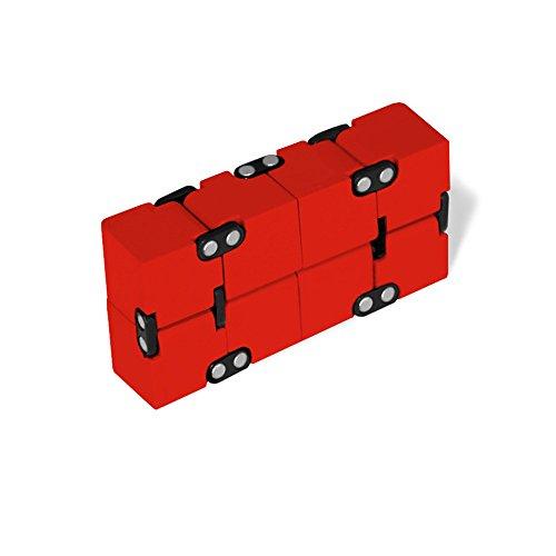 Varenyam Infinity Cube Fidget Spinner for Adults and Children